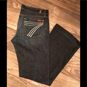 7 Seven For All Mankind Dojo Jeans Size 30